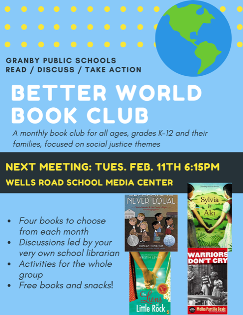 Better World Book Club February 2020