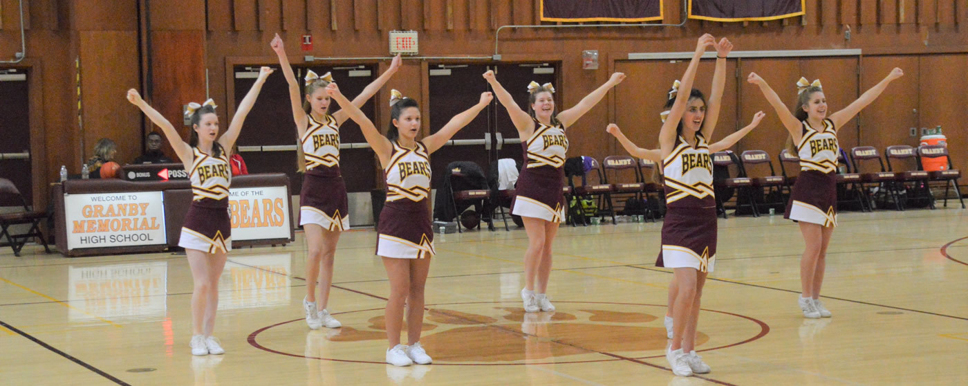 GMHS Cheerleaders